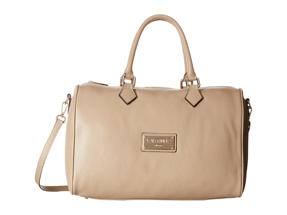 Valentino Bags by Mario Valentino - Tonia Bowler (Taupe) Satchel Handbags