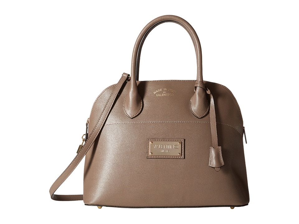 Valentino Bags by Mario Valentino - Copia (Taupe) Satchel Handbags