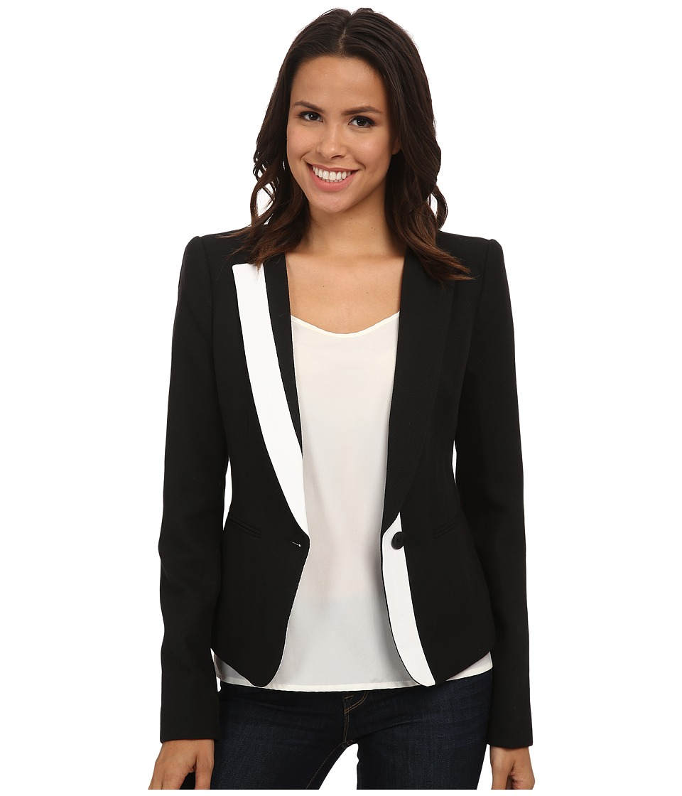 BCBGMAXAZRIA - Marcelle Jacket (Black) Women's Coat