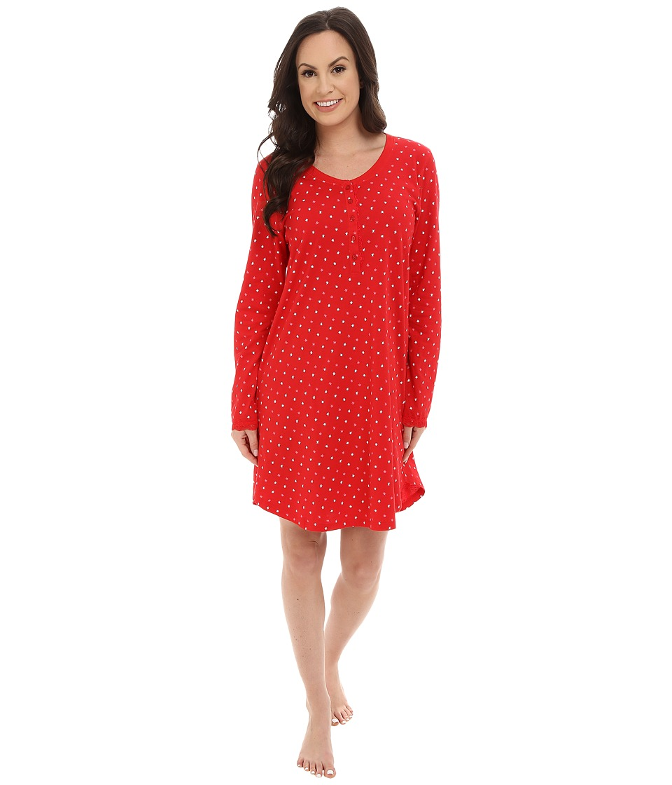 Carole Hochman - Key Item Sleepshirt (Floating Stars) Women's Pajama
