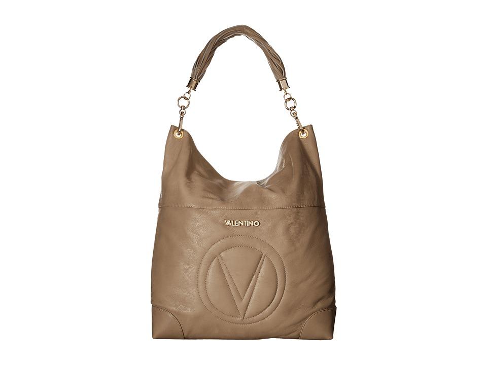 Valentino Bags by Mario Valentino - Cavina (Taupe) Handbags