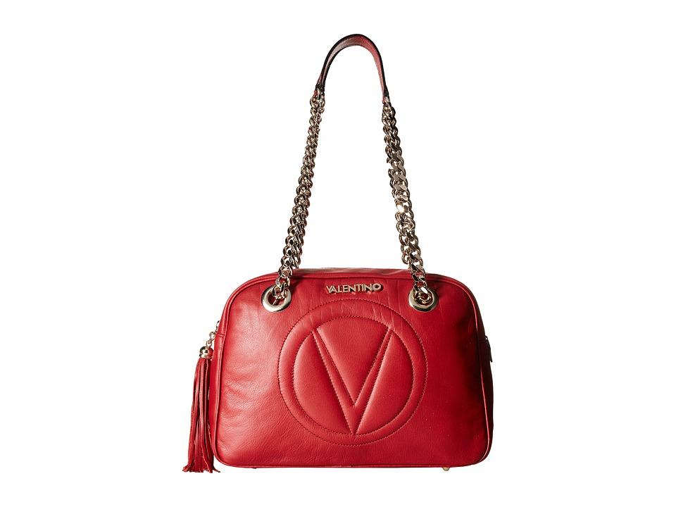 Valentino Bags by Mario Valentino - Madonna (Marsala) Shoulder Handbags