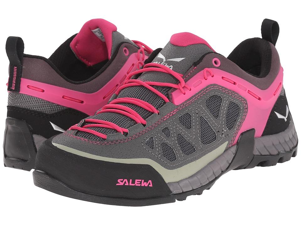 SALEWA - Firetail 3 (Pewter/Pinky) Women's Shoes