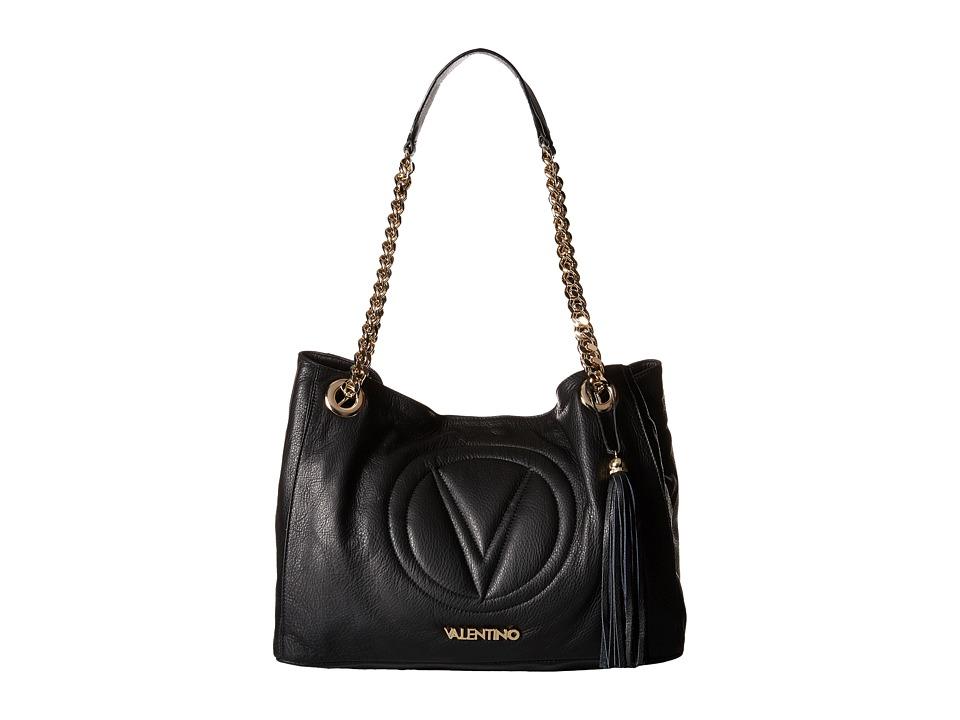 Valentino Bags by Mario Valentino - Vera (Black) Shoulder Handbags