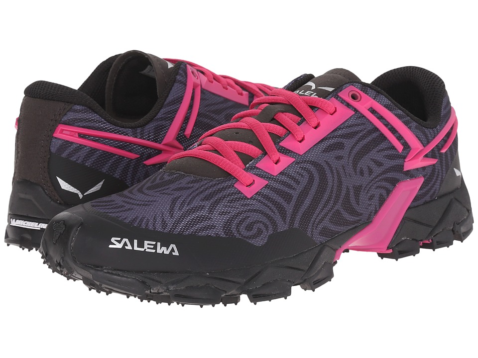 SALEWA - Lite Train (Black/Pinky) Women's Shoes