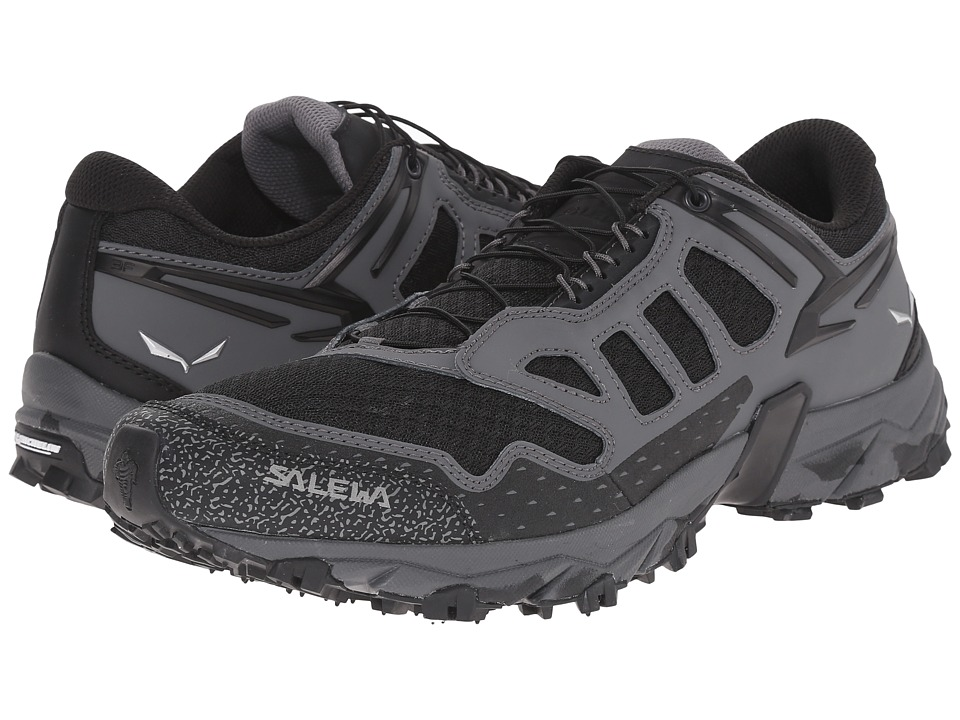 SALEWA - Ultra Train (Asphalt/Black) Men's Shoes