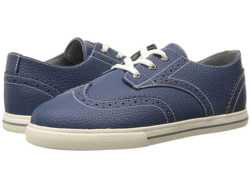 Florsheim Kids - Flash Wingtip Jr. (Toddler/Little Kid/Big Kid) (Blue) Boys Shoes