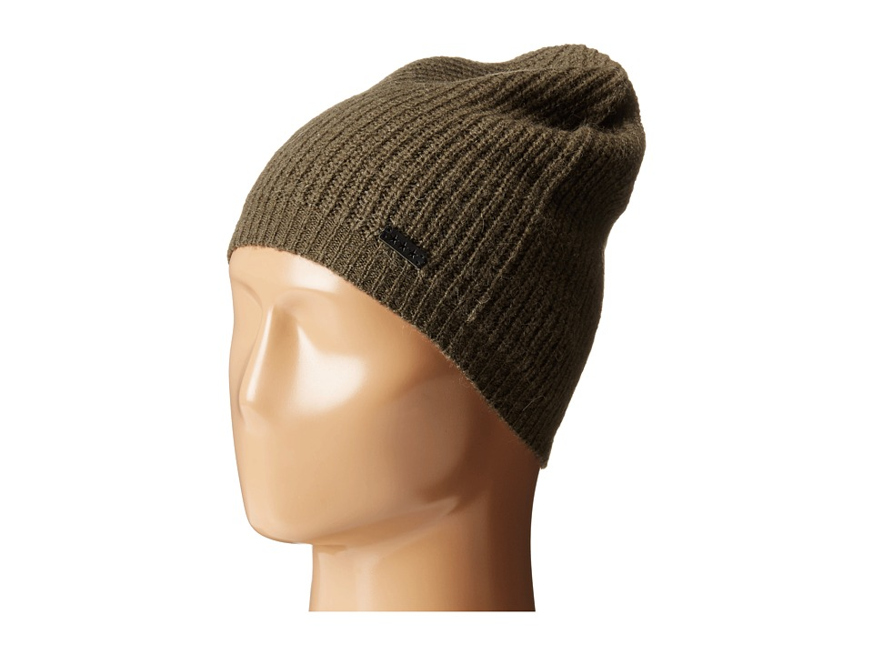 ... UPC 847195047102 product image for John Varvatos Star U.S.A. - Half  Cardigan Slouchy Hat (Dark ... 4c70ae61d197