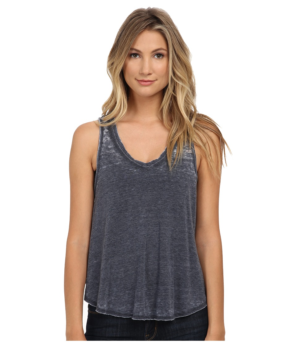 Free People - Breezy Tank (Heather Grey) Women's Sleeveless