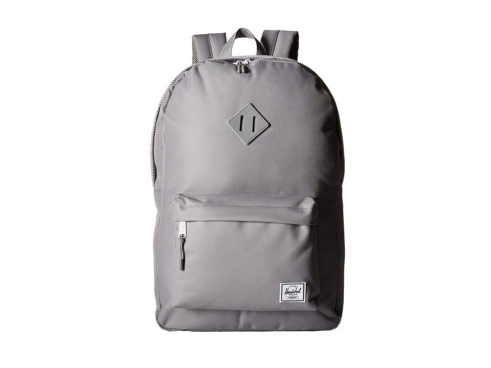 Herschel Supply Co. - Heritage (Grey Micro Polka Dot) Backpack Bags