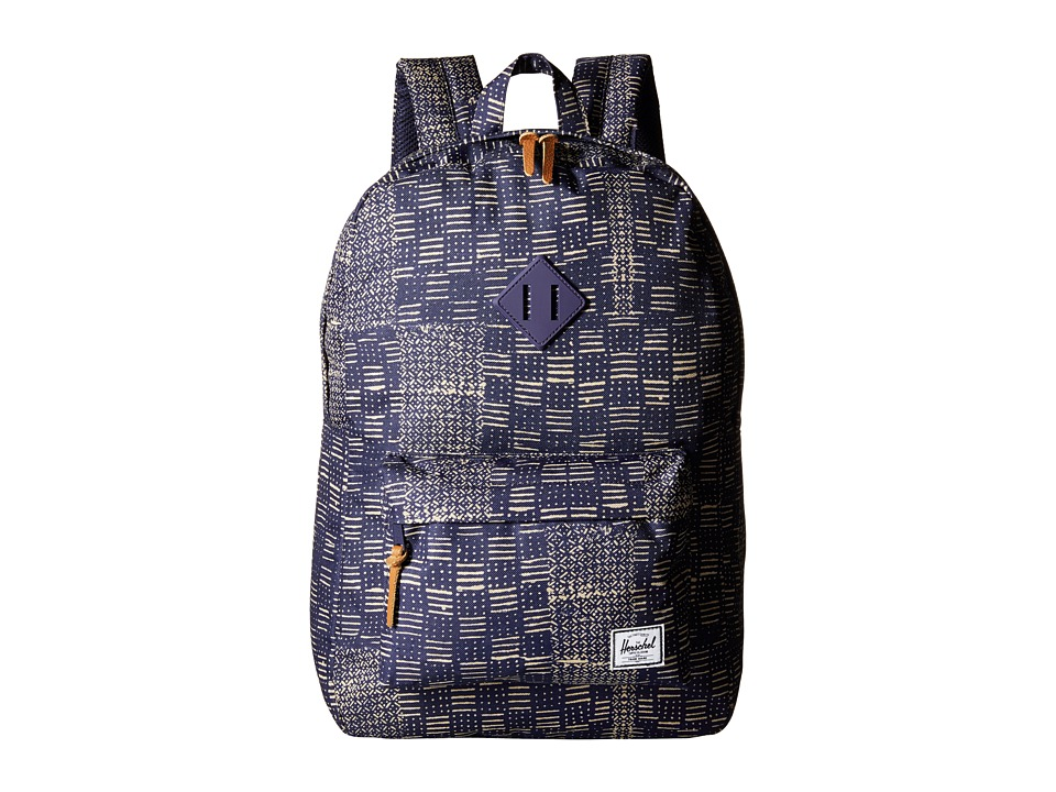 Herschel Supply Co. - Heritage (Boro Rubber) Backpack Bags