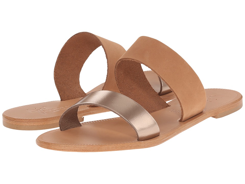 Joie - Sable (Light Bronze/Tabacco) Women's Sandals