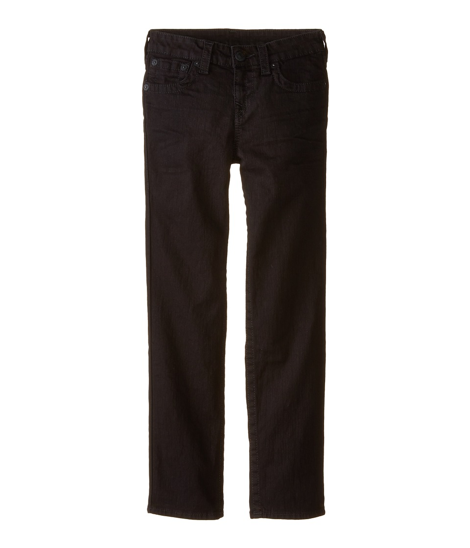 True Religion Kids - Superfly Geno Single End Class Sulfur Black Stretch in Superfly Wash (Big Kids) (Superfly Wash) Boy's Jeans