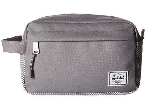 Herschel Supply Co. - Chapter (Grey Micro Polka Dot) Toiletries Case