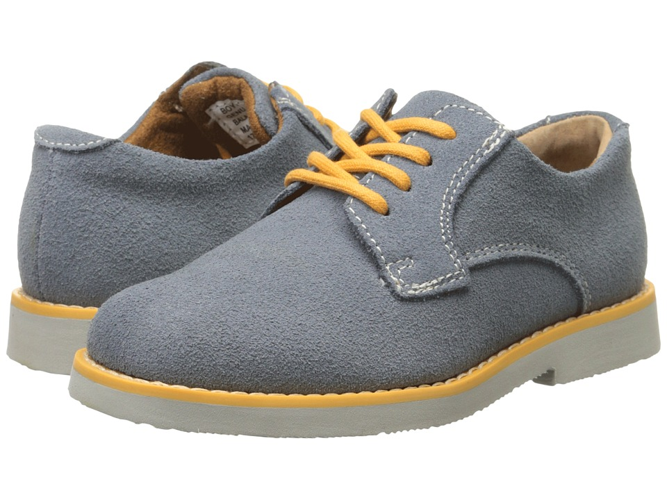 Florsheim Kids - Kearny Jr. (Toddler/Little Kid/Big Kid) (Chalk Blue Multi/Gray Sole) Boys Shoes