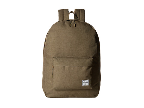 Herschel Supply Co. - Classic (Beech Crosshatch) Backpack Bags