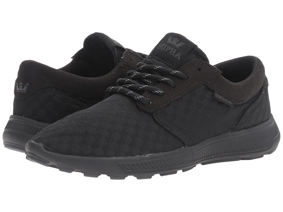 Supra - Hammer Run (Black/Black/Black 2) Women's Skate Shoes