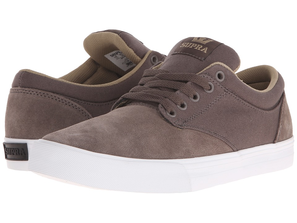 Supra Chino (Morel/Khaki/White) Men