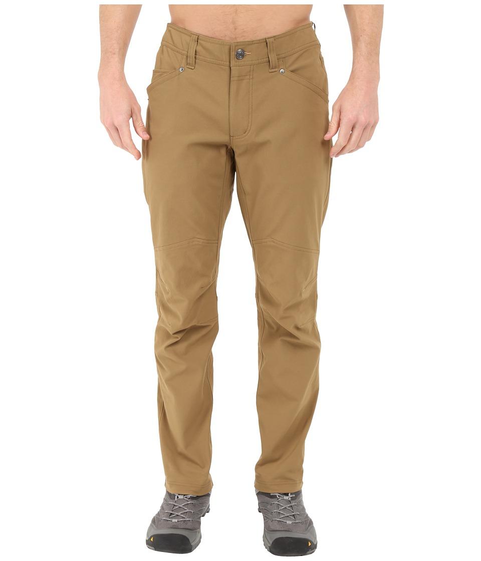 Marmot - Montara Pants (Calvary Brown) Men's Casual Pants