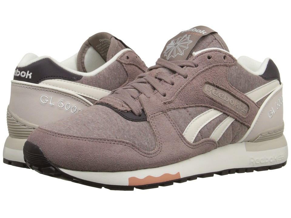Reebok Lifestyle - GL 6000 Jersey (Sand Taupe/Moon White/Urban Plum) Women's Classic Shoes