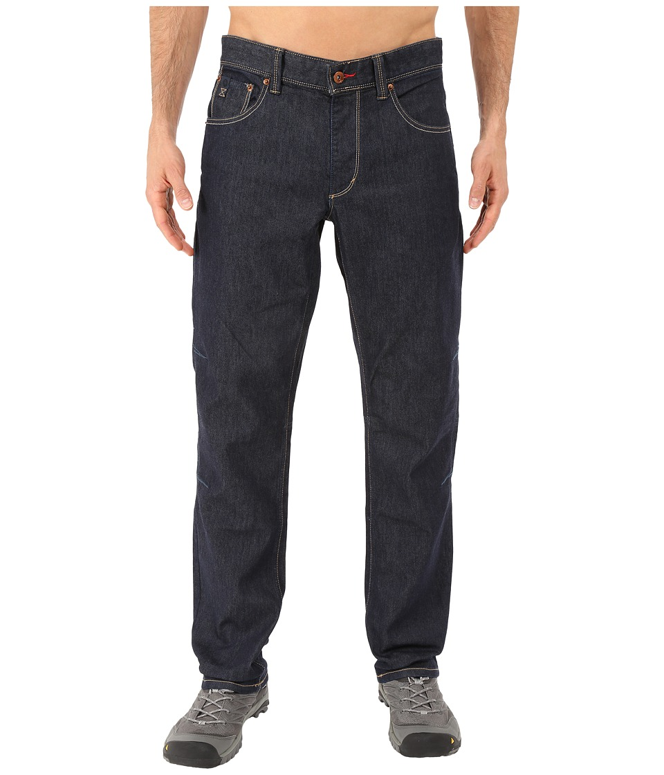 Marmot West Wall Jeans (Dark Indigo) Men