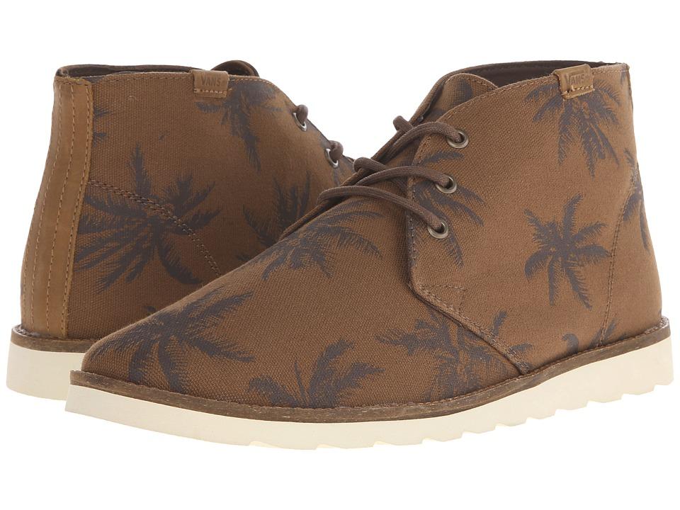 Vans - Desert Chukka ((Los Psychos) Dachshund) Men's Shoes