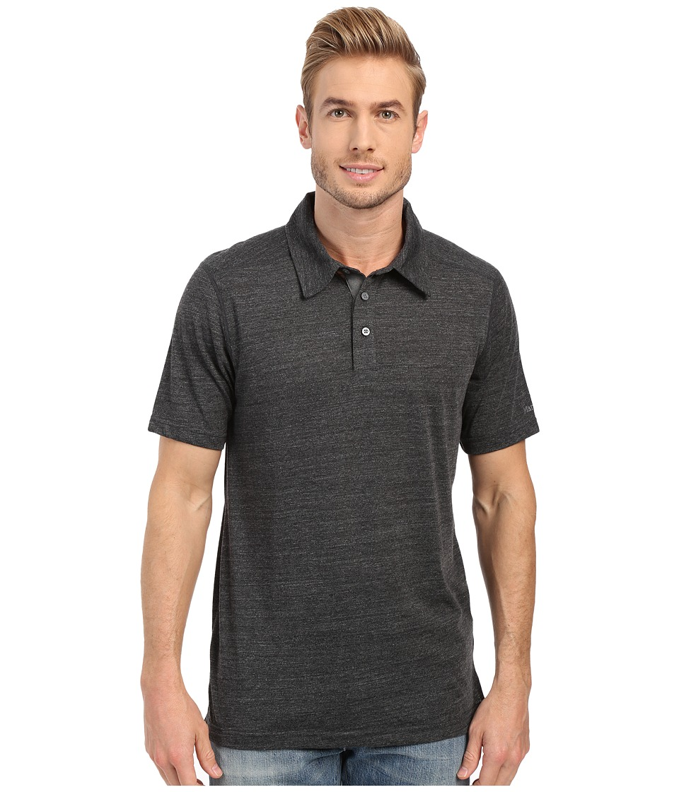 Marmot - Wallace Polo (True Slate Grey) Men's Short Sleeve Pullover