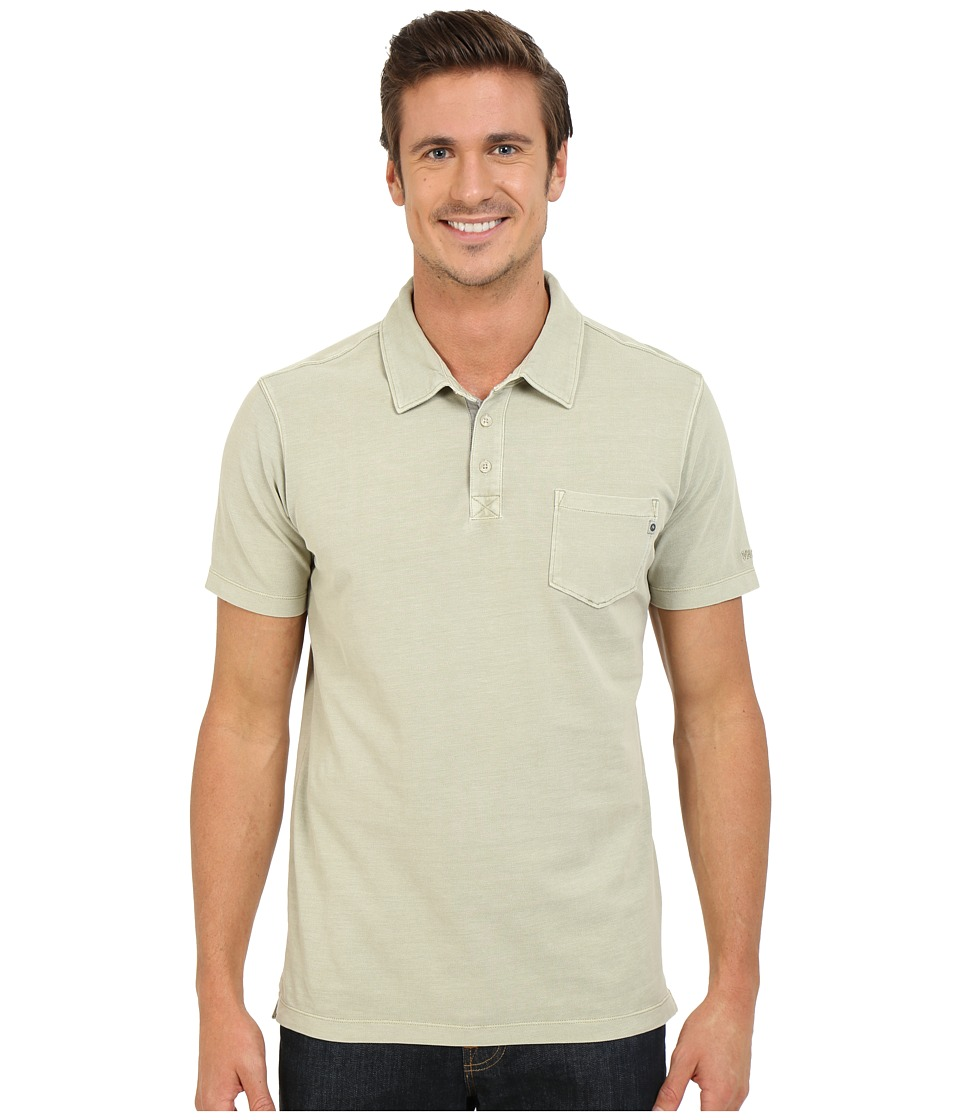 Marmot - Carson Polo (Sandstorm) Men's Clothing