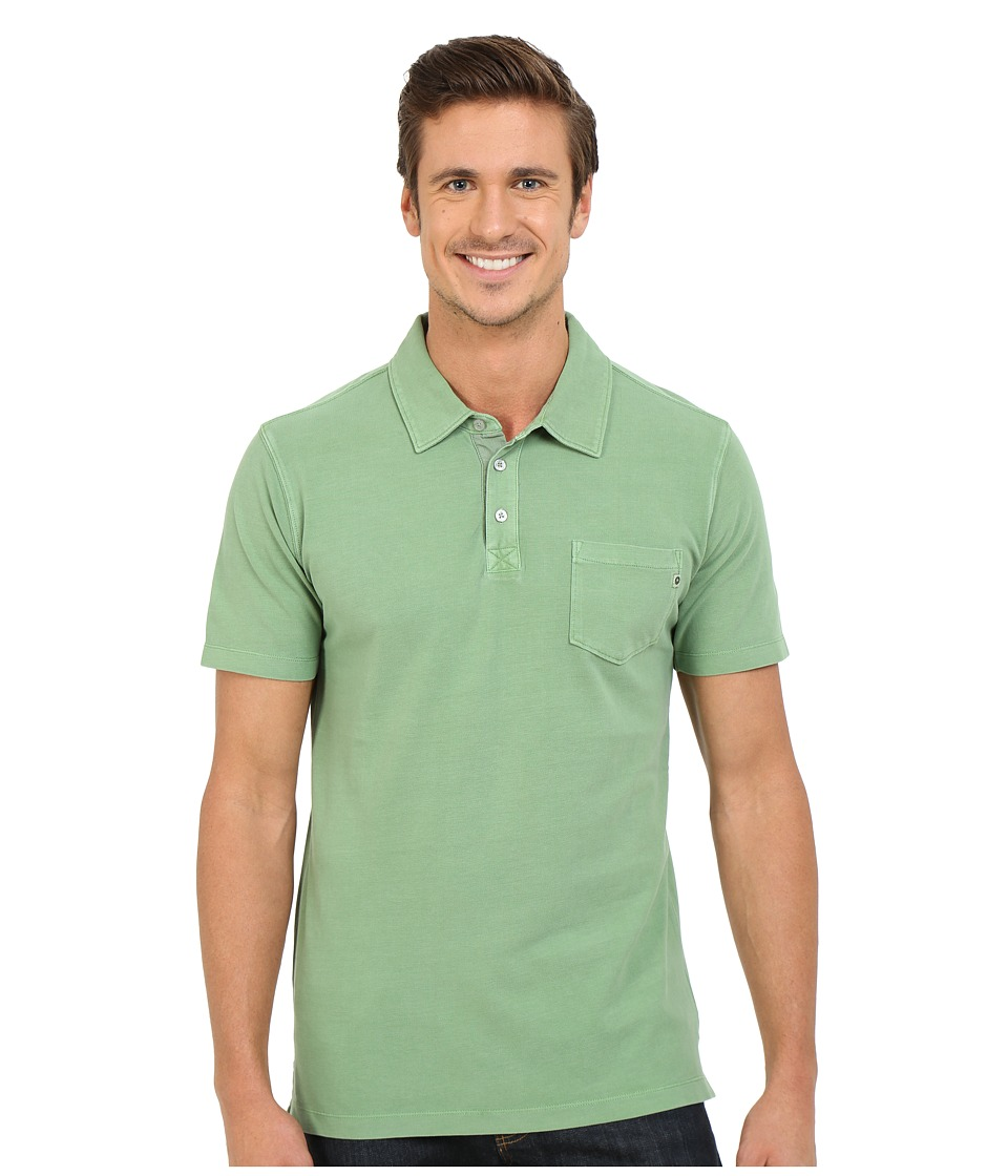 Marmot - Carson Polo (Sanded Green) Men's Clothing