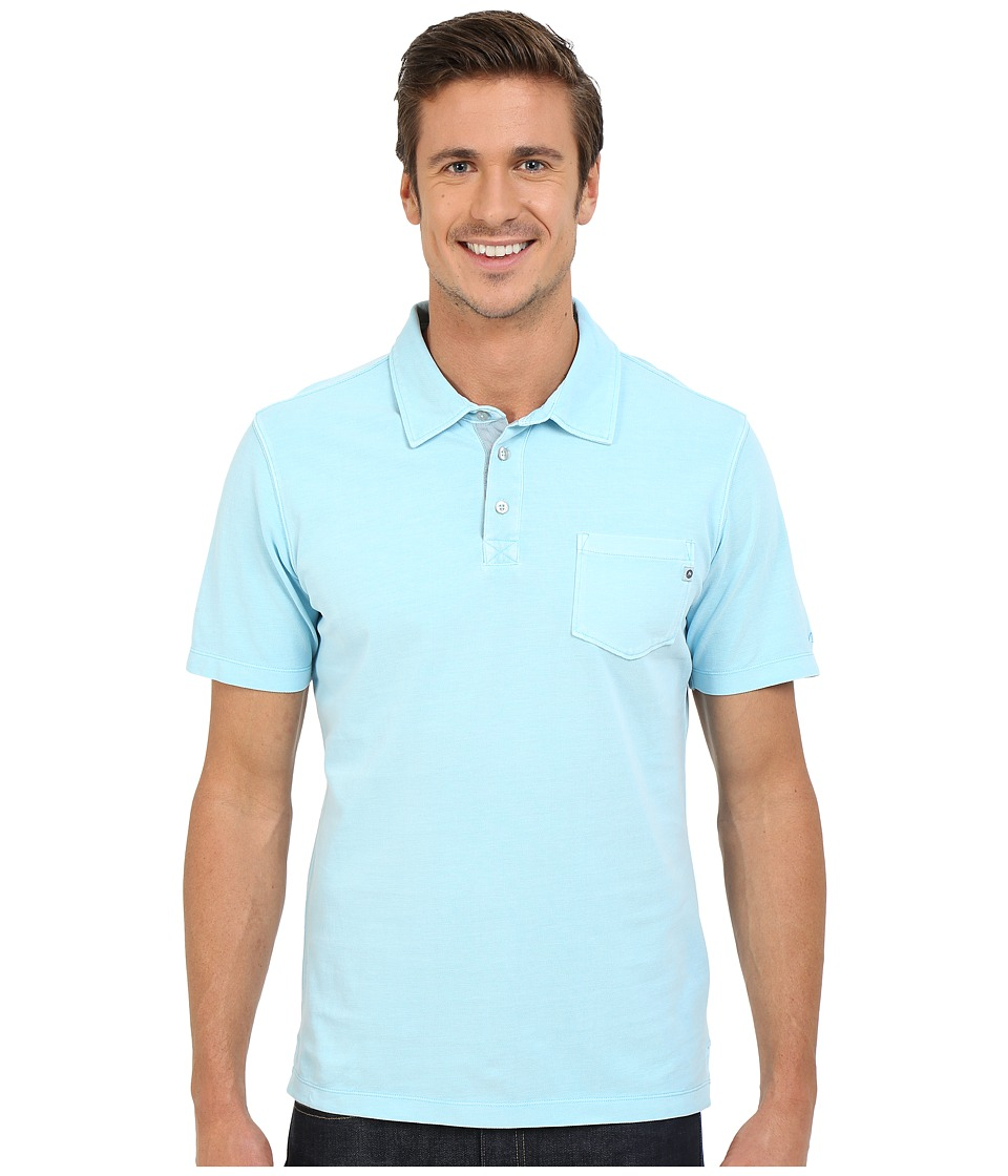 Marmot - Carson Polo (Air Blue) Men's Clothing
