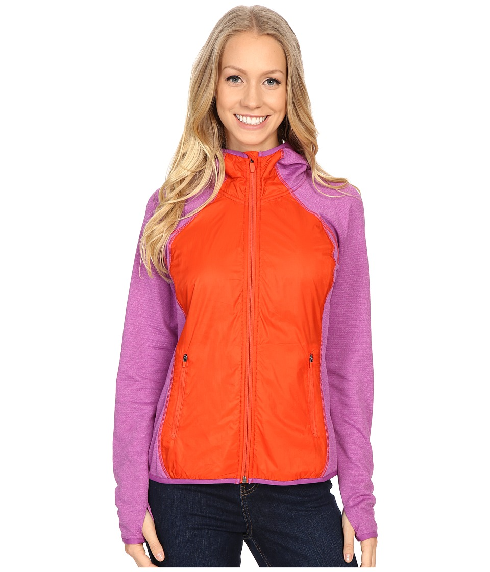 Merrell - Geotex Wind Hybrid (Hyacinth Violet Heather) Women's Coat