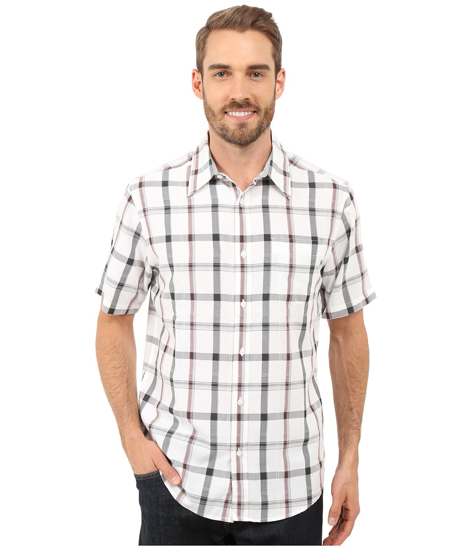 Marmot - Bay View Short Sleeve (Cinder) Men's Short Sleeve Button Up
