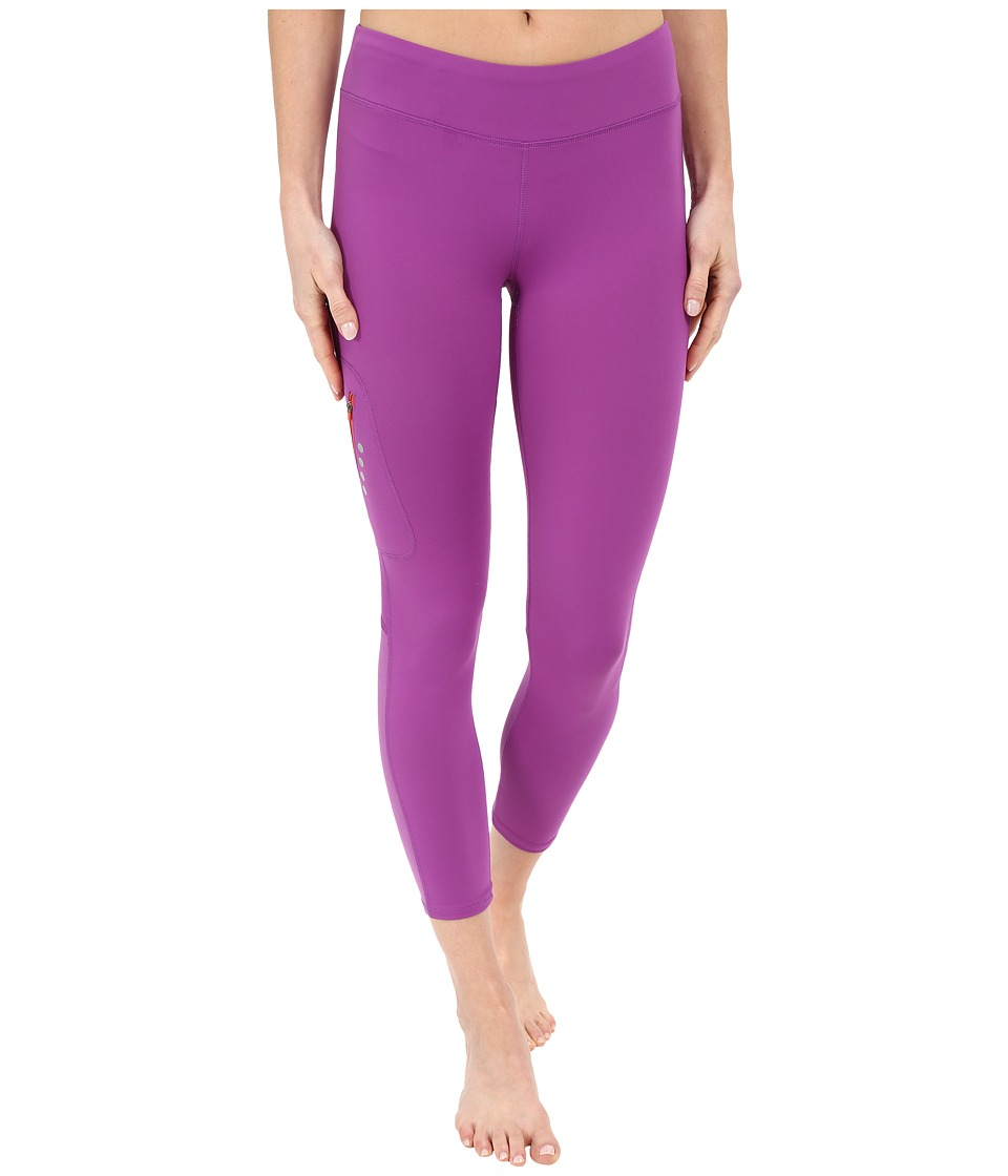 Merrell - Emergent 3/4 Tights (Hyacinth Violet) Women's Workout