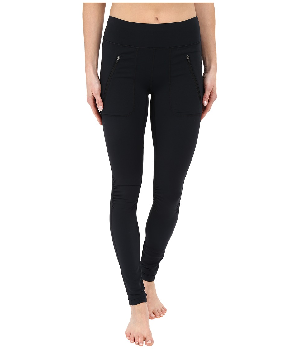 Merrell - Ergoluxe Leggings 2.0 (Black) Women's Workout