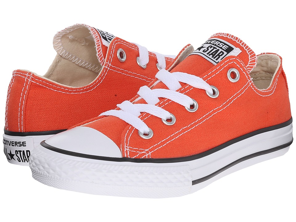 Converse Kids - Chuck Taylor All Star Ox (Little Kid) (My Van is on Fire) Kids Shoes