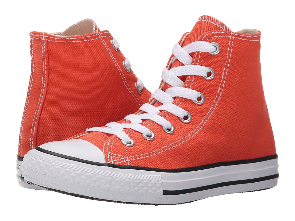 Converse Kids - Chuck Taylor All Star Hi (Little Kid) (My Van is on Fire) Kids Shoes