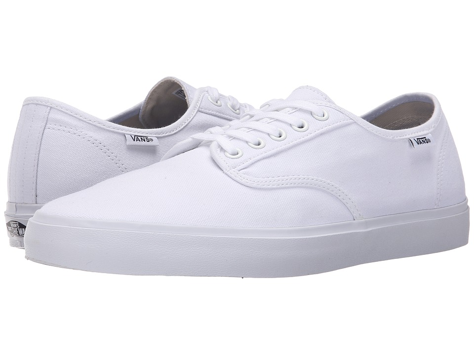 Vans - Aldrich SF (True White) Men's Shoes