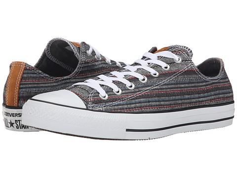 Converse - Chuck Taylor Ox (Mason/Thunder/White) Lace Up Cap Toe Shoes