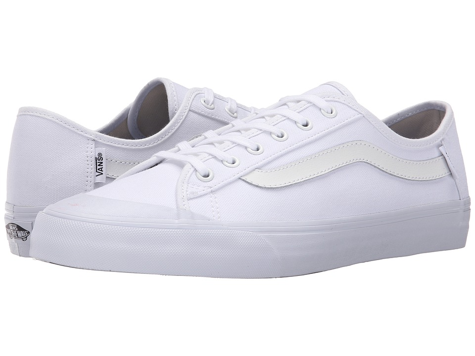 Vans - Black Ball SF (True White) Men