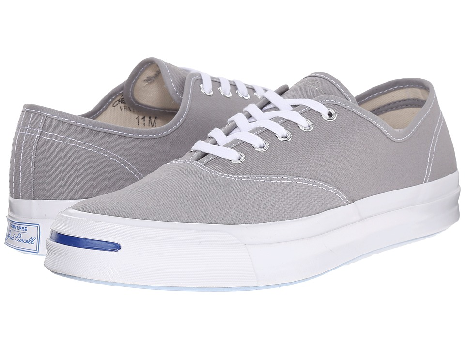 Converse - Jack Purcell Signature CVO Ox (Dolphin/Dolphin/White) Lace up casual Shoes