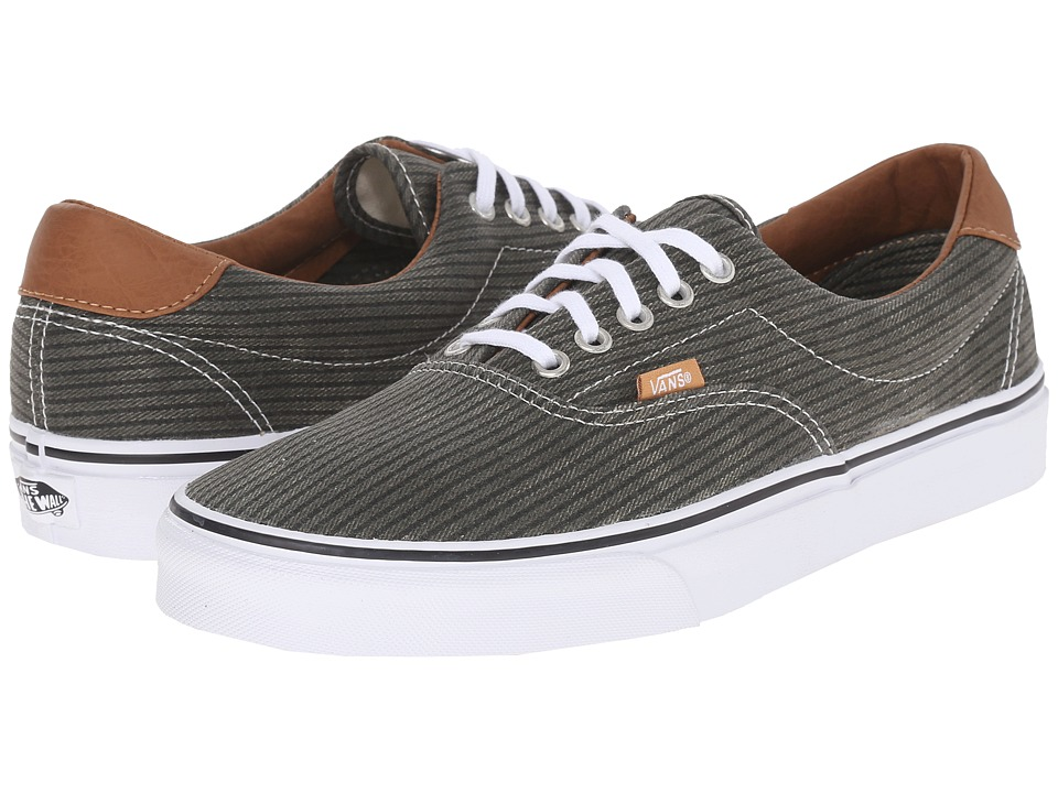 Vans - Era 59 ((Washed Herringbone) Grape Leaf) Skate Shoes