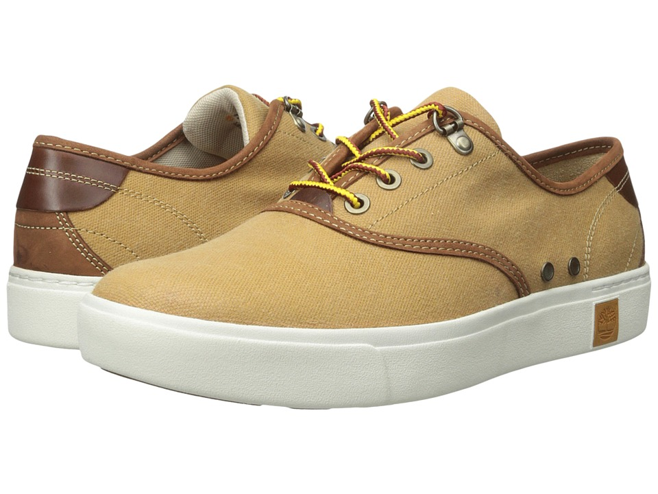 Timberland - Amherst Oxford (Brown) Men's Lace up casual Shoes