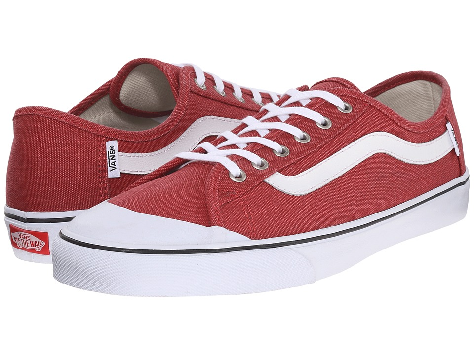 Vans - Black Ball SF ((Washed) Chili Pepper) Men's Shoes
