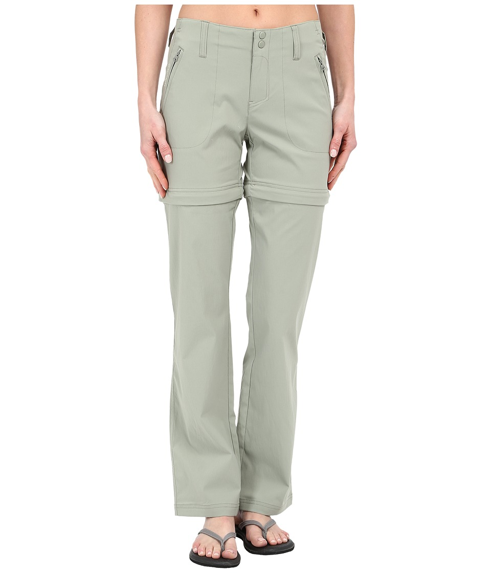 Merrell - Belay Convertible Pant (Seagrass) Women's Clothing