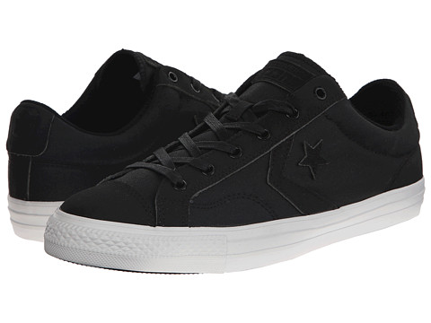 Converse - Star Player (Ox Black) Shoes