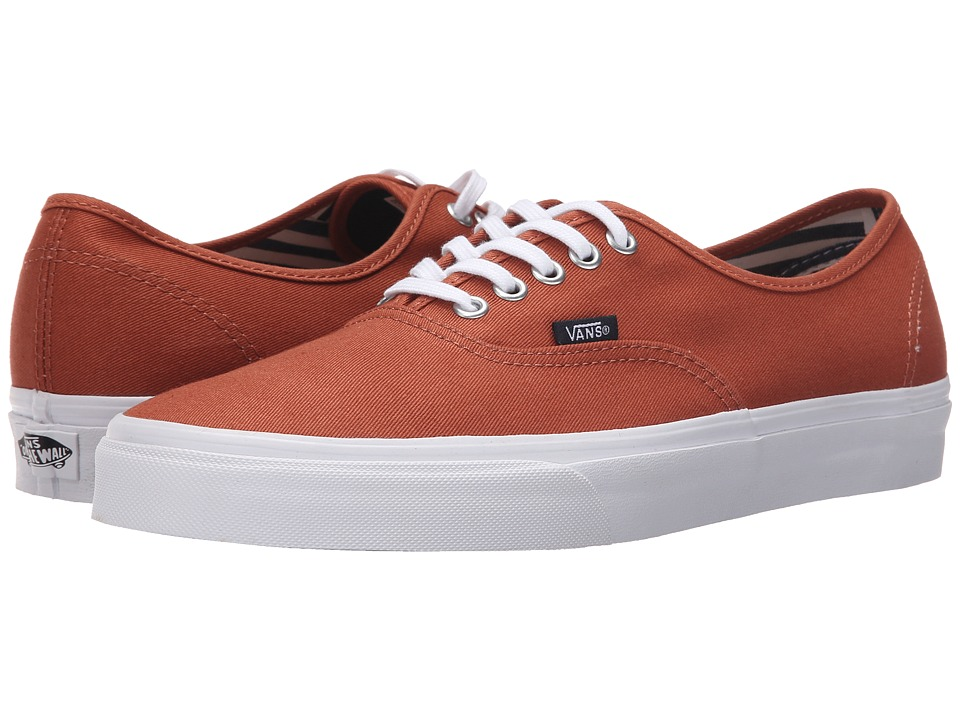 Vans - Authentic ((Deck Club) Auburn) Skate Shoes