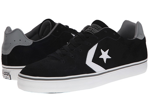 Converse - Grand Jam (Ox Black/White) Shoes