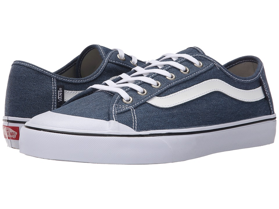 Vans - Black Ball SF ((Washed) Ensign Blue) Men's Shoes