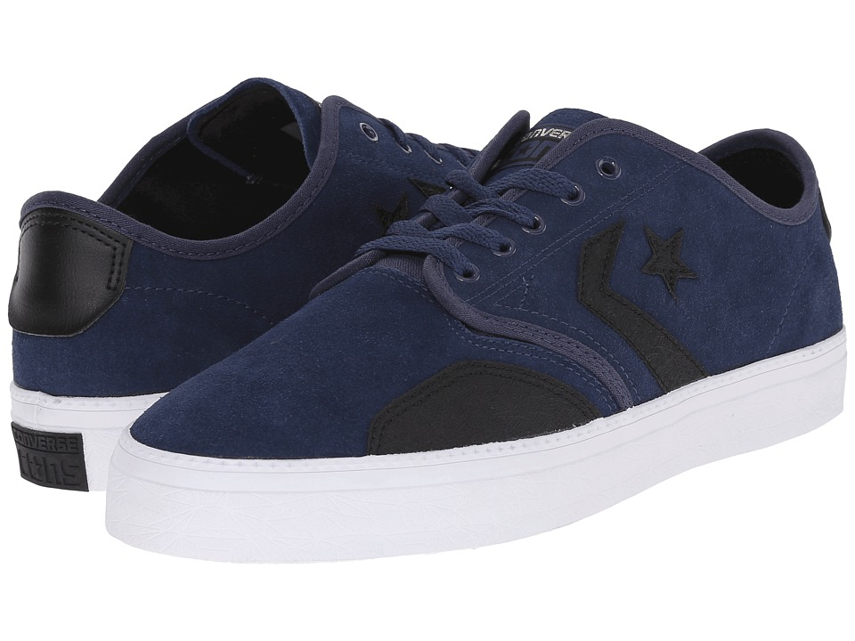 Converse CONS Zakim Ox (Navy/Black/Gold) Men