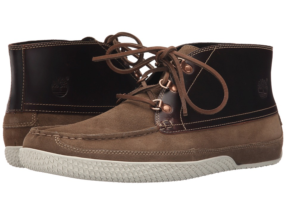 Timberland - Camp 73 Chukka (Taupe Suede) Men's Lace-up Boots